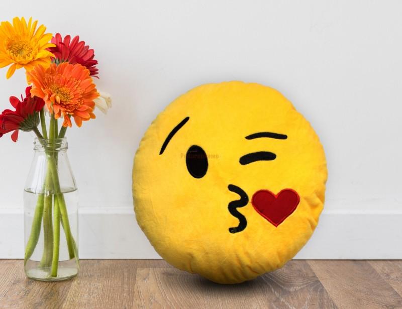 Śliczna poduszka dla bliskiej osoby :) Może to być fajny prezent dla koleżanki z okazji jej urodzin. To także pomysłowy upominek dla kolegi, któremu chcesz powiedzieć, że jest mega słodziakiem :)