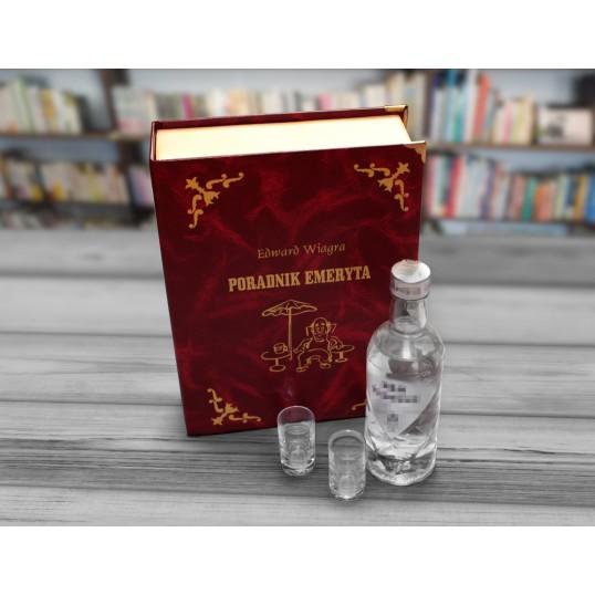 Duża Książka na alkohol - Poradnik Emeryta (wersja 2)
