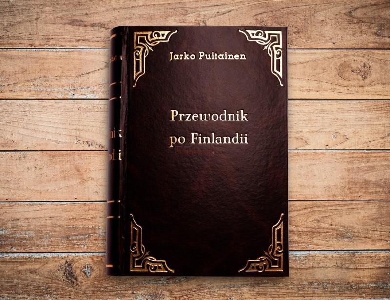 Nietypowy, elegancki przewodnik na butelkę Finlandii to wspaniały i niezwykle oryginalny prezent urodzinowy dla mężczyzny, którego pasją są podróże i nie tylko :)