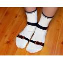 Skarpetki - Sandały