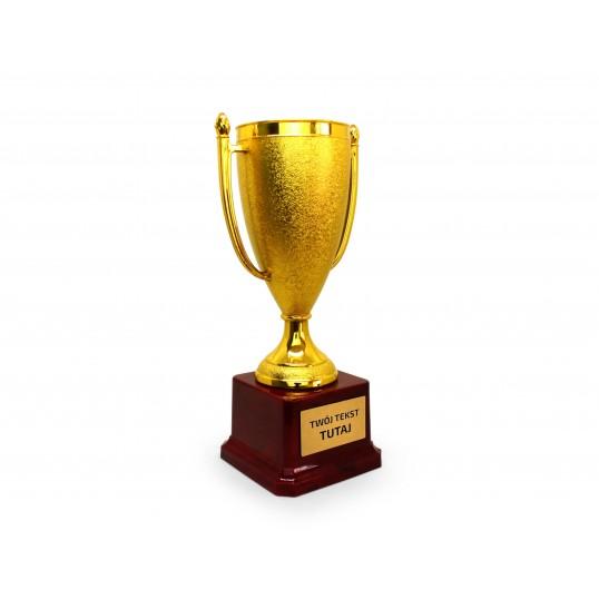 Puchar - Statuetka z Twoim napisem