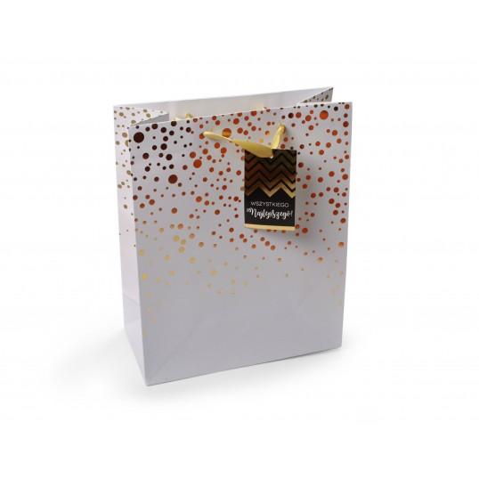 Torebka prezentowa - Premium Gold 1