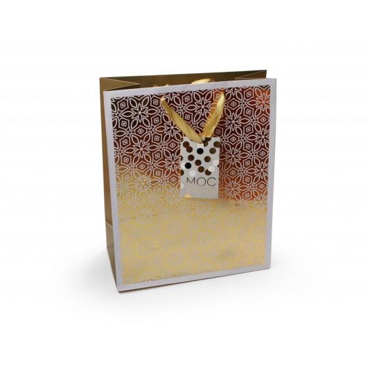 Torebka prezentowa - Premium Gold 034