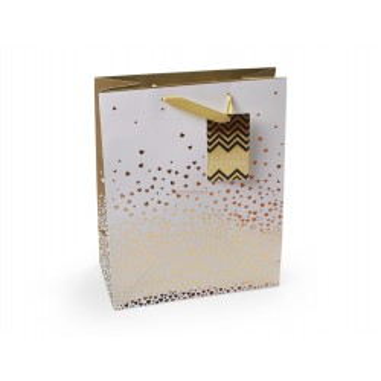 Torebka prezentowa - Premium Gold 037