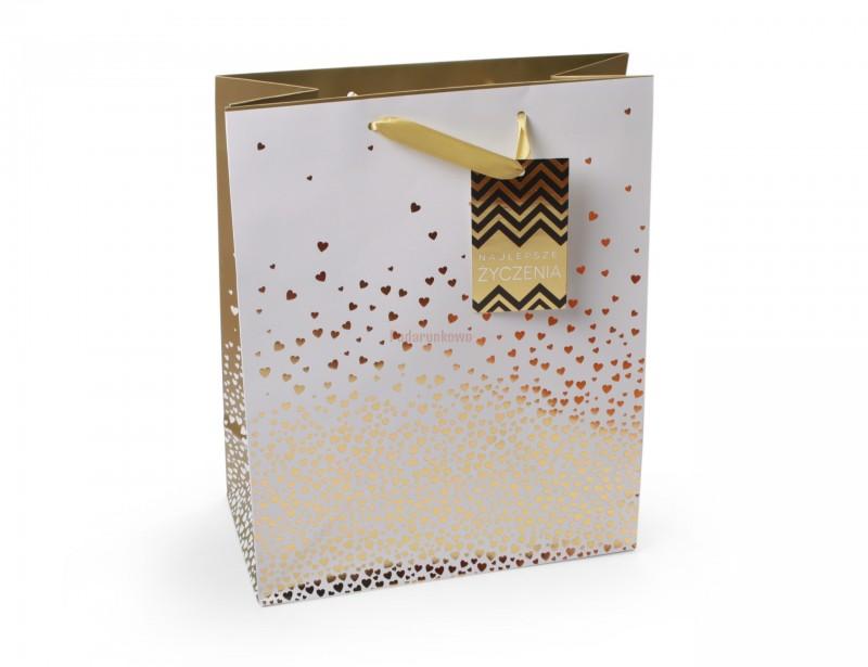 To świetna propozycja stylowego opakowania prezentów.