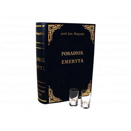 Duża Książka na alkohol - Poradnik Emeryta