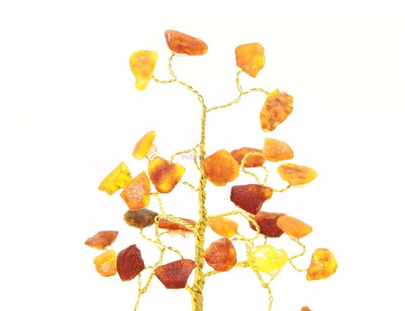 Prezentowane drzewko szczęścia to piękny i symboliczny prezent dla kobiety z okazji urodzin, imienin lub z okazji innej okazji, o której możemy nie wiedzieć :)