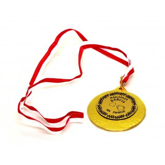 Medal - Najlepsza Babcia