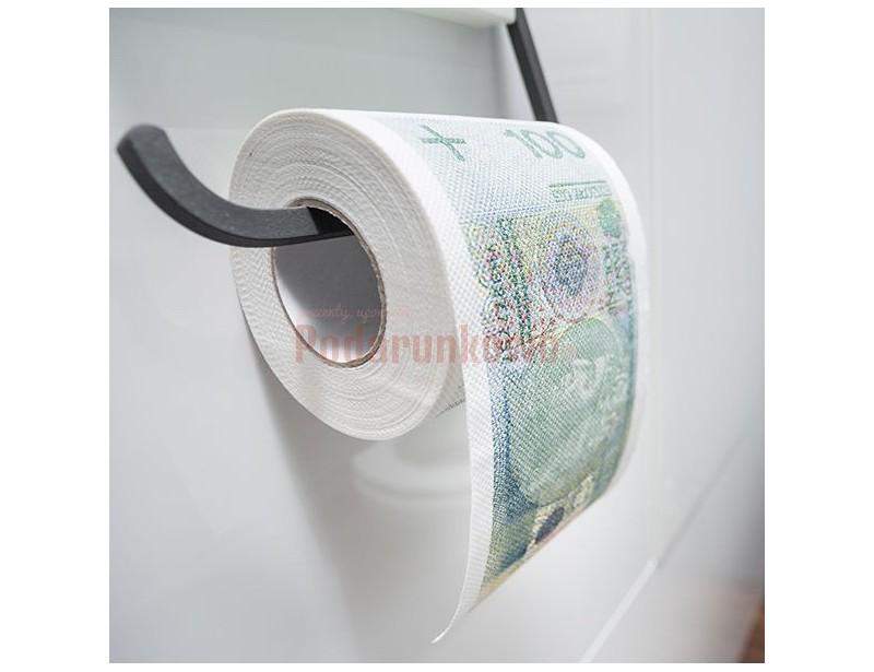 Z takim papierem zawsze zrobisz mega wrażenie na swoich znajomych, którzy skorzystają z toalety - efekt zamurowania gwarantowany.