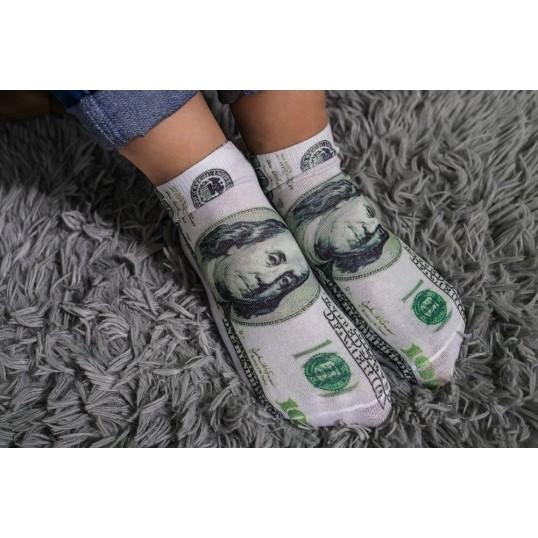 Skarpetki stopki - W dolary