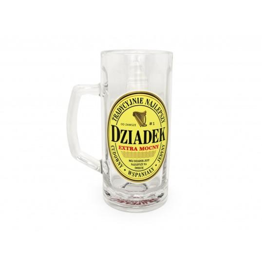 Kufel na piwo - Dziadek od zawsze nr 1
