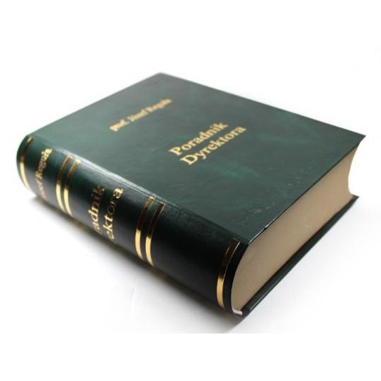 Książka na alkohol - Poradnik Dyrektora