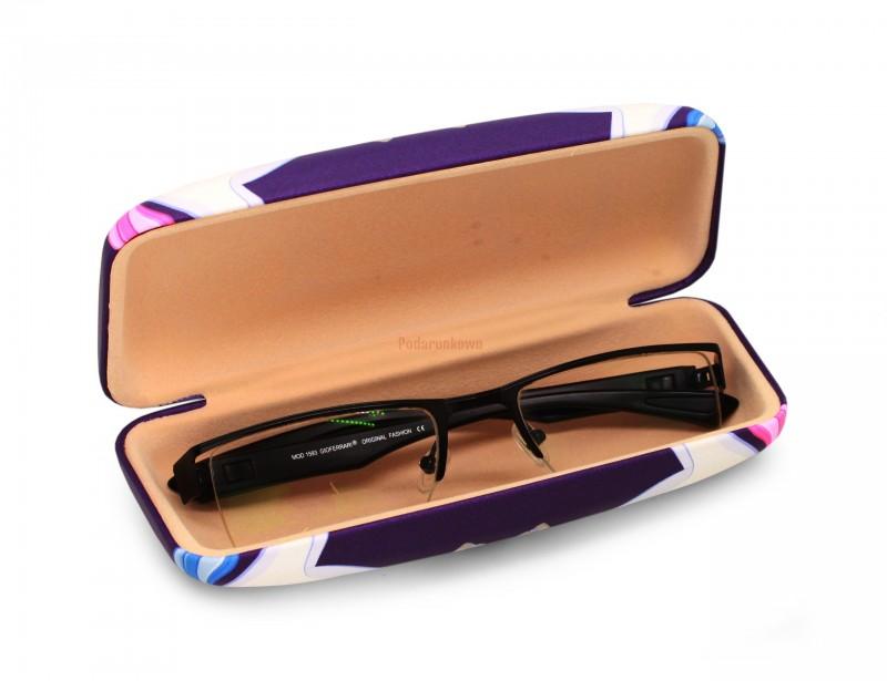 Taki prezent to prawdziwy sztos. Dla takiego etui warto jest nosić okulary :) Albo zrobić z nich sobie schowek na coś innego, jeśli nie jesteśmy posiadaczami okularów ;)