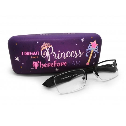 Etui na okulary - Princess (Fiolet)