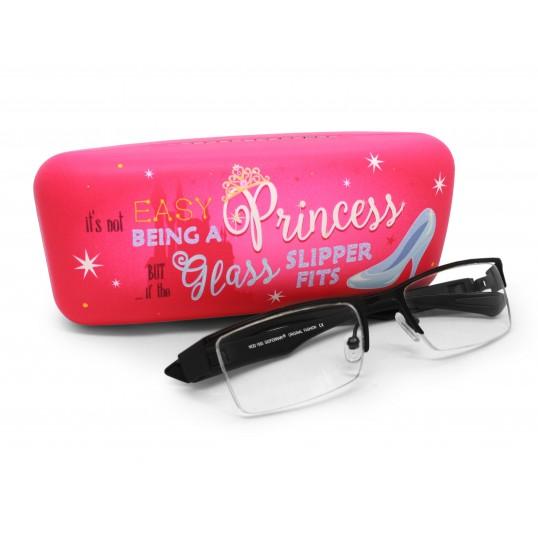 Etui na okulary - Princess (Róż)