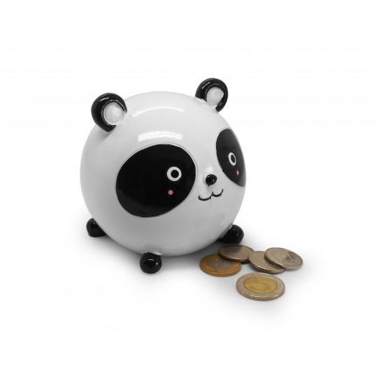 Skarbonka Panda Okrągła