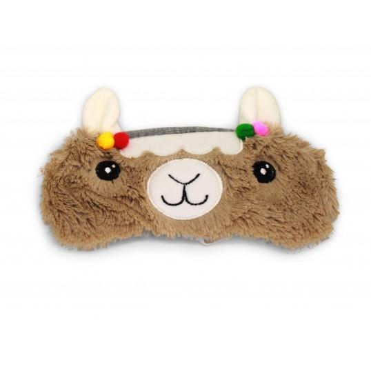 Opaska na oczy - Lama