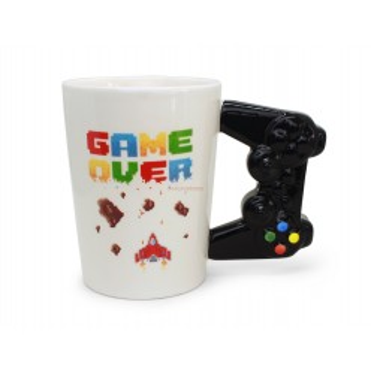 Kubek dla Gracza Informatyka - Gamepad - Game Over