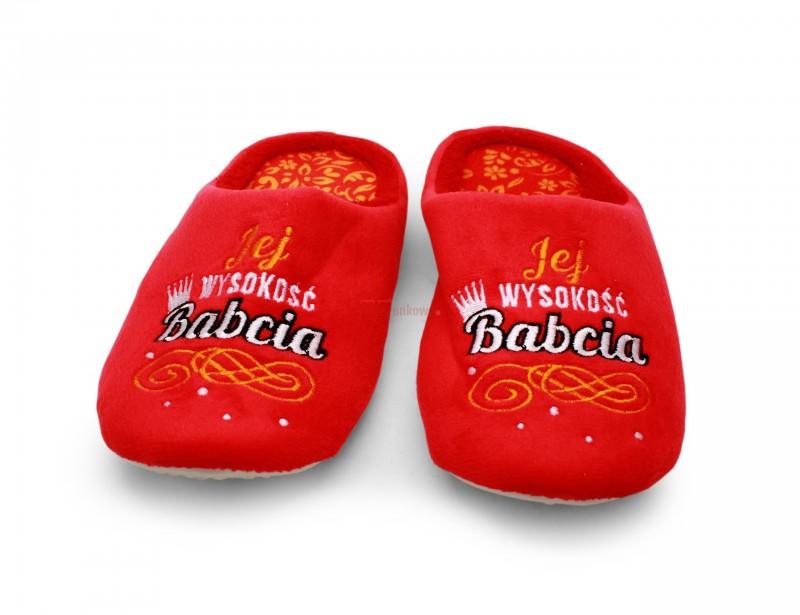 Zastanawiasz się nad oryginalnym i zarazem praktycznym prezentem dla babci? Masz go właśnie przed sobą - urocze, miękkie pantofle dla babci to po prostu strzał w dziesiątkę :)