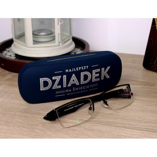 Etui na okulary Royal - Dziadek