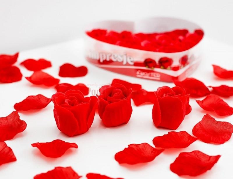 To elegancki i zachwycający prezent na Walentynki. Pachnąca niespodzianka zaczaruje ukochaną osobę i sprawi jej wiele radości