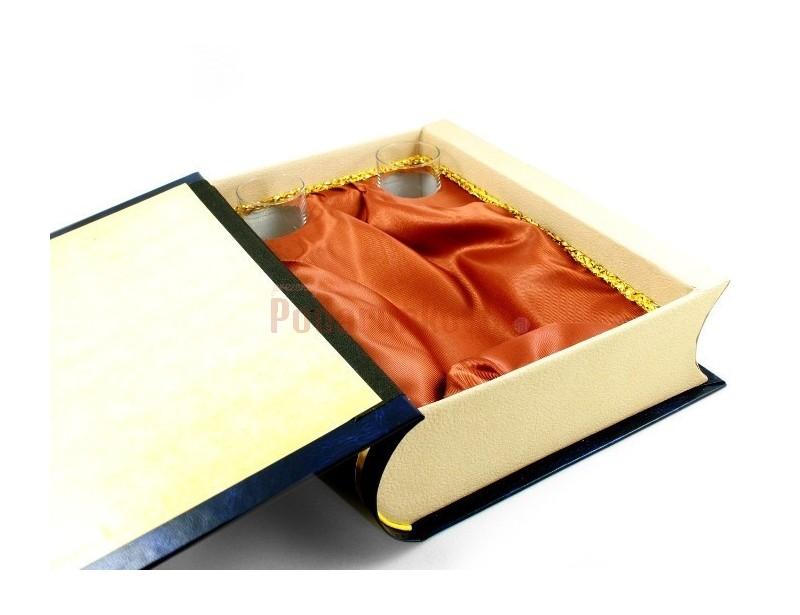 Znakomita propozycja dla każdego szanowanego inżyniera. Taki śmieszny prezent w postaci schowka na butelkę w kształcie książki - to oryginalny pomysł z okazji obrony pracy dyplomowej.