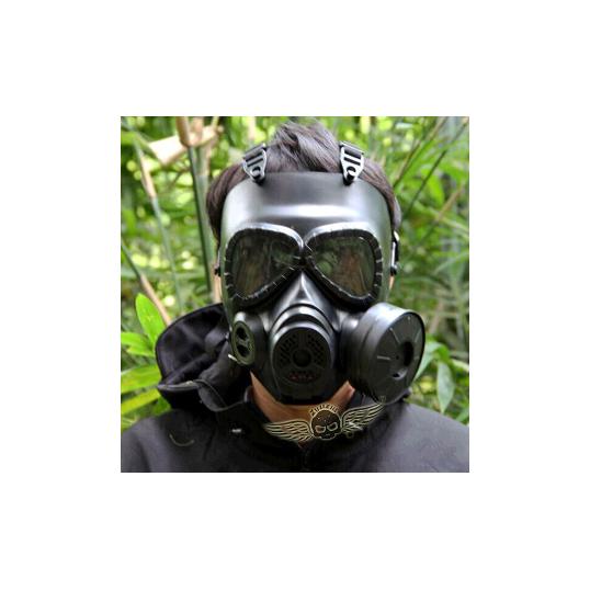 Maska Toxic Protector - Paintball, ASG