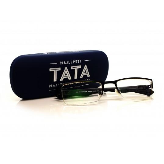 Etui na okulary - Najlepszy Tata najlepszych dzieci