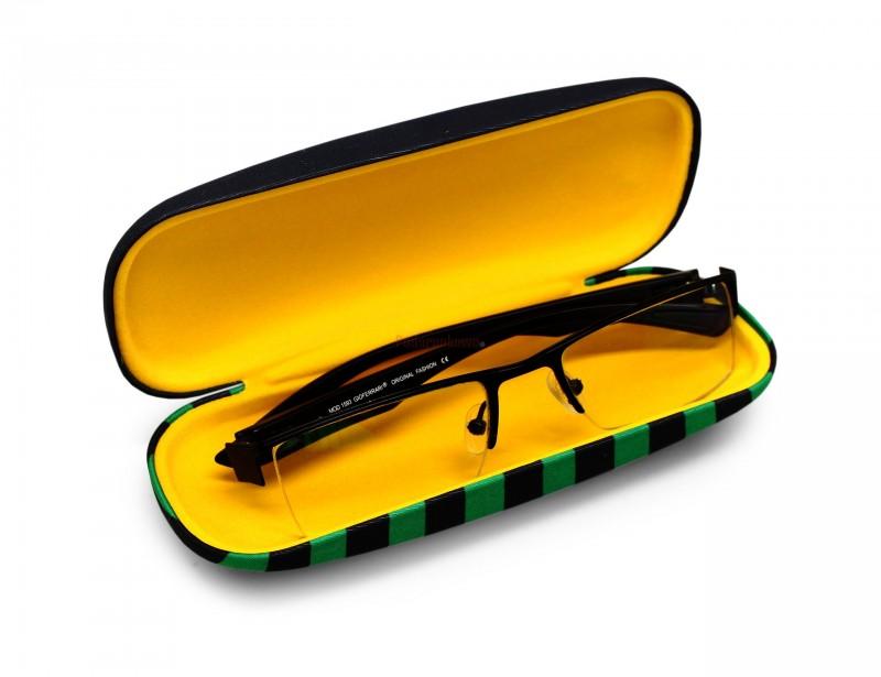 """Zabawny i zarazem praktyczny prezent dla taty. Etui na okulary z napisem """"Uwaga tata patrzy"""" będzie zaskakującą niespodzianką, która z pewnością przypadnie mu do gustu :)"""