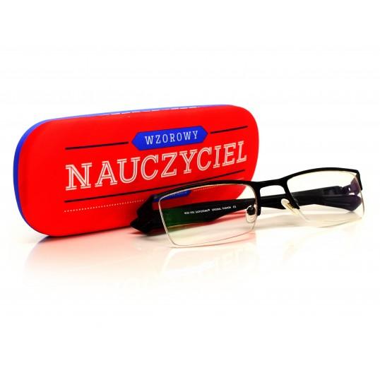 Etui na okulary - Wzorowy Nauczyciel