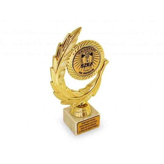 Złoty laur - Dla Najlepszego Szefa