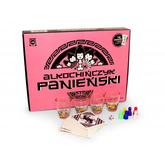 Gra na Wieczór Panieński - Alkochińczyk Panieński