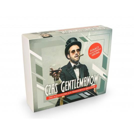 Gra na Wieczór Kawalerski - Czas Gentlemanów