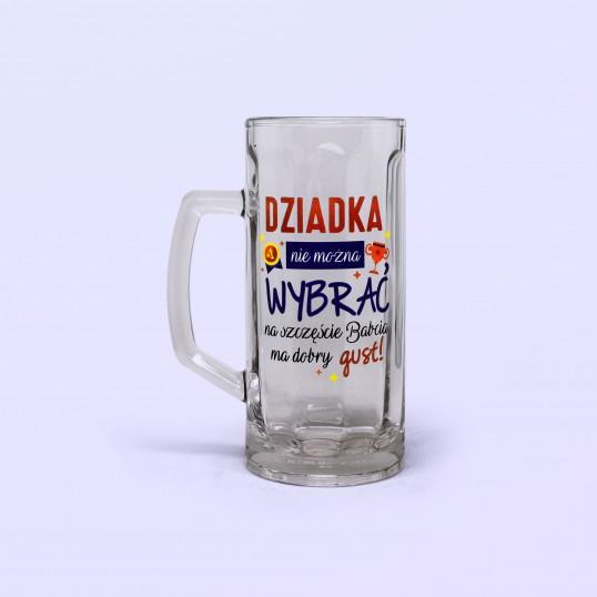 Kufel na piwo - Dziadka nie można wybrać