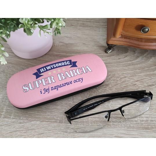 Etui na okulary Royal - Babcia