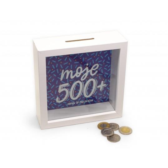 Skarbonka Home Mini - Moje 500+