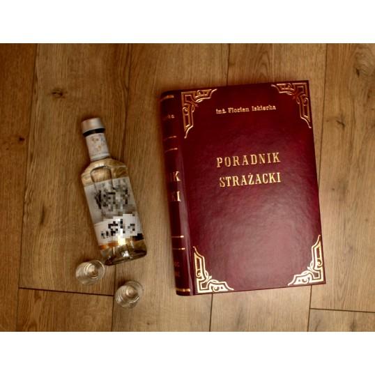 Duża książka na alkohol - Poradnik Strażaka