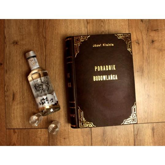 Duża książka na alkohol - Poradnik Budowlańca